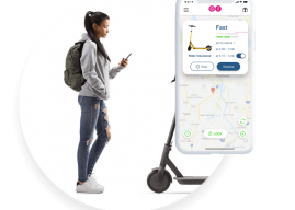 Apollo's ibott division partners with Israeli's insurtech CI to gear up towards an AI-powered risk-based and personalized insurance in the growing shared mobility space
