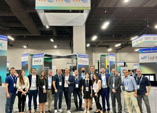 An impressive presence for the Israeli Insurtech at the largest Insurtech conference in the world – the ITC conference